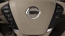 2011 Nissan Murano facelift revealed