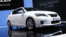 Lexus CT 200h World Premiere at Geneva Motor Show