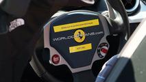 Ferrari 612 Scaglietti test mule spy photo