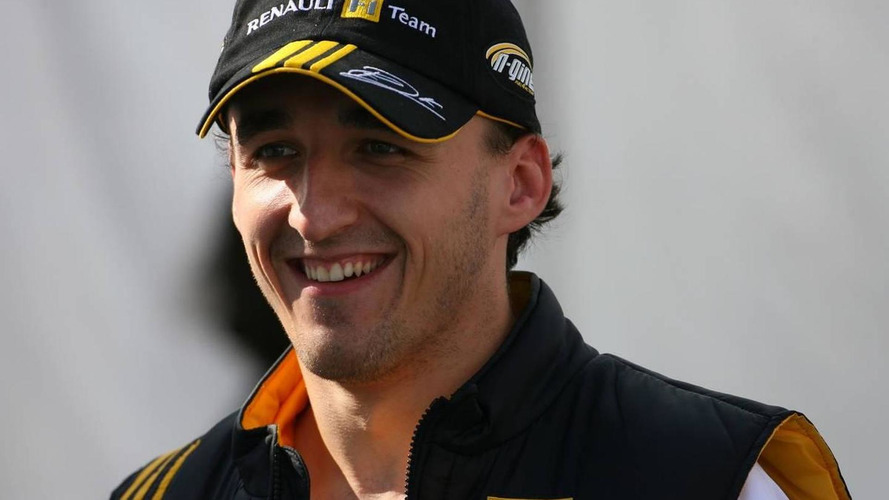 Kubica insists F1 return not impossible