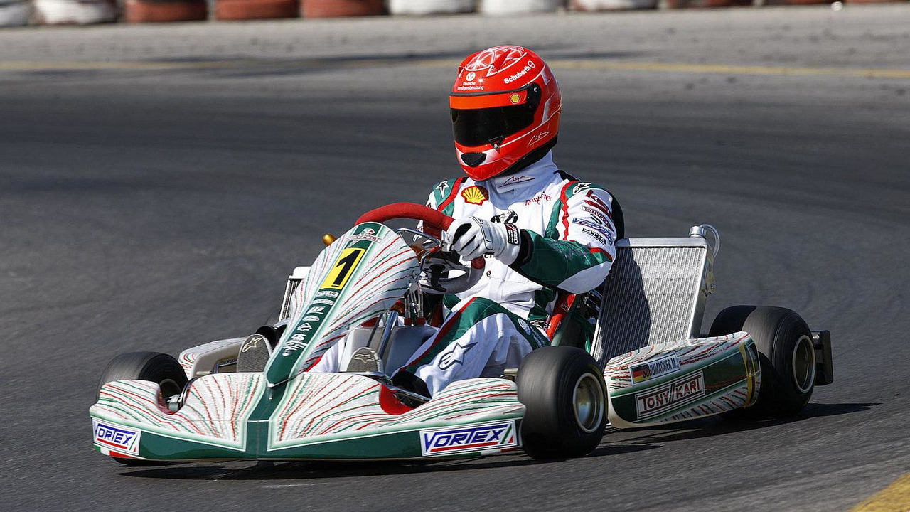 Michael Schumacher, Tony Kart KZ2, Lonato Circuit, Italy, 1600, 07.2009