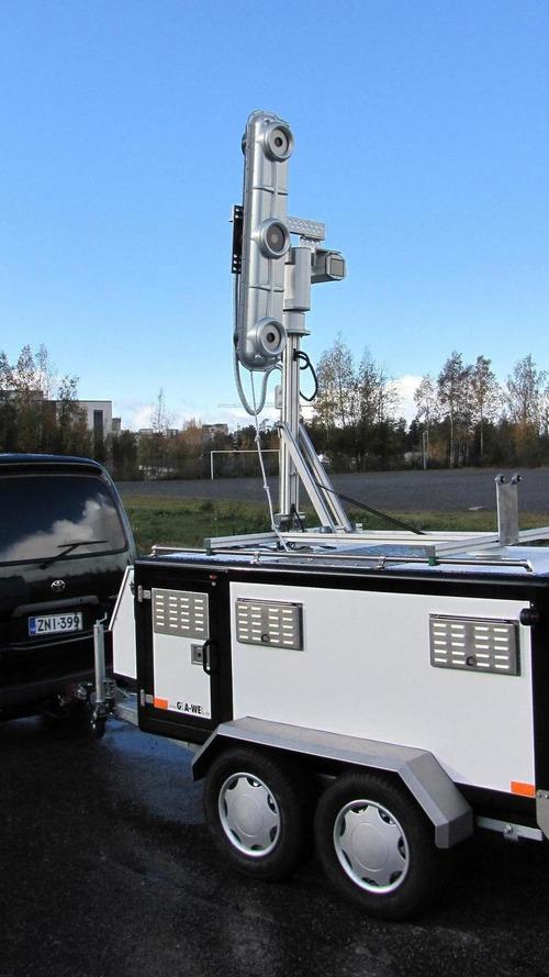 European Union testing 'Super Speed Cameras'