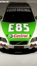 Volvo Motor Sport Goes Green