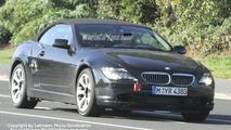 SPY PHOTOS: BMW 6-Series Facelift