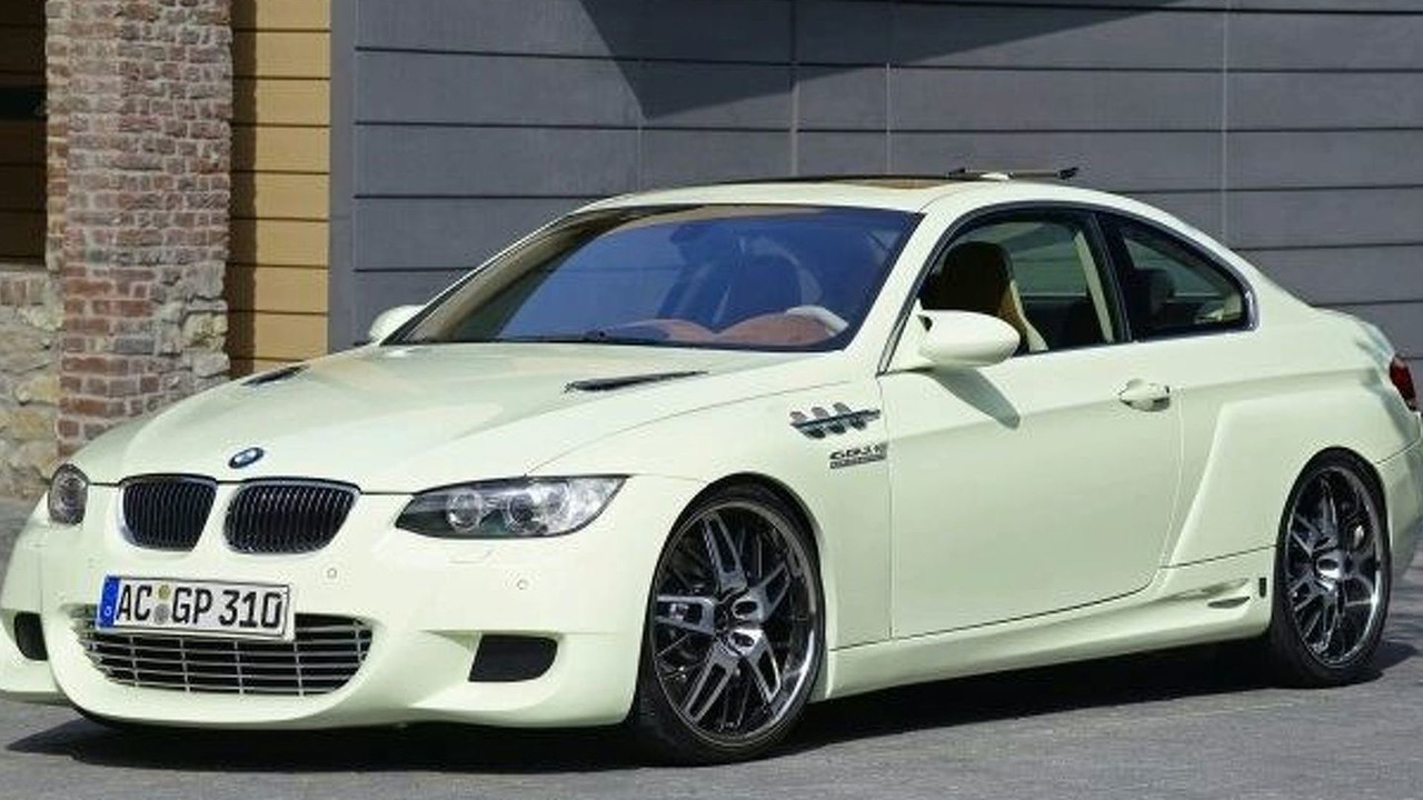 AC Schnitzer GP3.10 3 Series Coupe with Alternative LPG Drive
