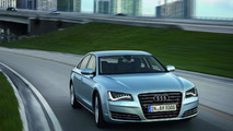2012 Audi A8 Hybrid production version revealed