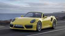 Porsche 911 Turbo & Turbo S unveiled with up to 580 PS