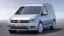 Volkswagen considering a van & pickup for the U.S.