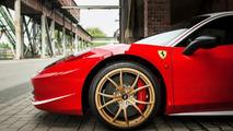 Ferrari 458 Italia dedicated to Niki Lauda