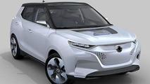 Ssangyong Tivoli EVR concept