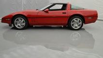 1990 Chevrolet Corvette ZR1 driven for only 127 miles listed on eBay [77 pics]