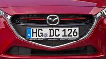 Euro-spec Mazda2