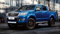 Toyota Hilux Invincible X range-topping version launched in UK