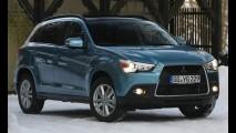 Mitsubishi ASX - A versão européia do novo utilitário compacto RVR japonês