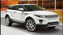 Land Rover confirma Range Rover Evoque no Salão de Paris