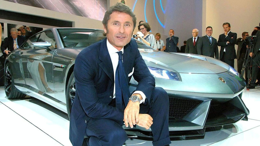 Lamborghini planning a third 'everyday' model says CEO - report