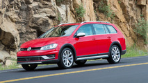 Tough-looking 2017 VW Golf Alltrack wagon starts at $26,670