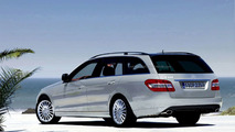 Artist's Rendering of the new E-Class