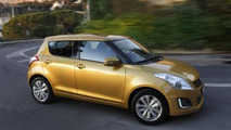 2014 Suzuki Swift facelift leaked photo 17.6.2013