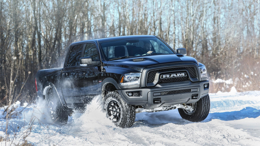 Ram Rebel Black Edition gives off-road-ready pickup extra panache