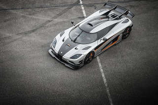 Koenigsegg Wants To Annihilate Nurbürgring Lap Times