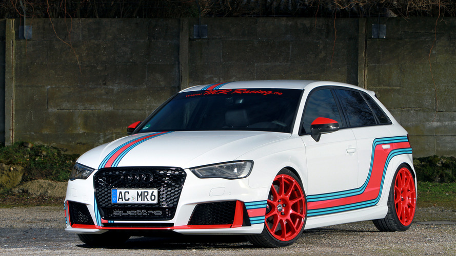 Audi RS3 packs 535-hp tuner punch