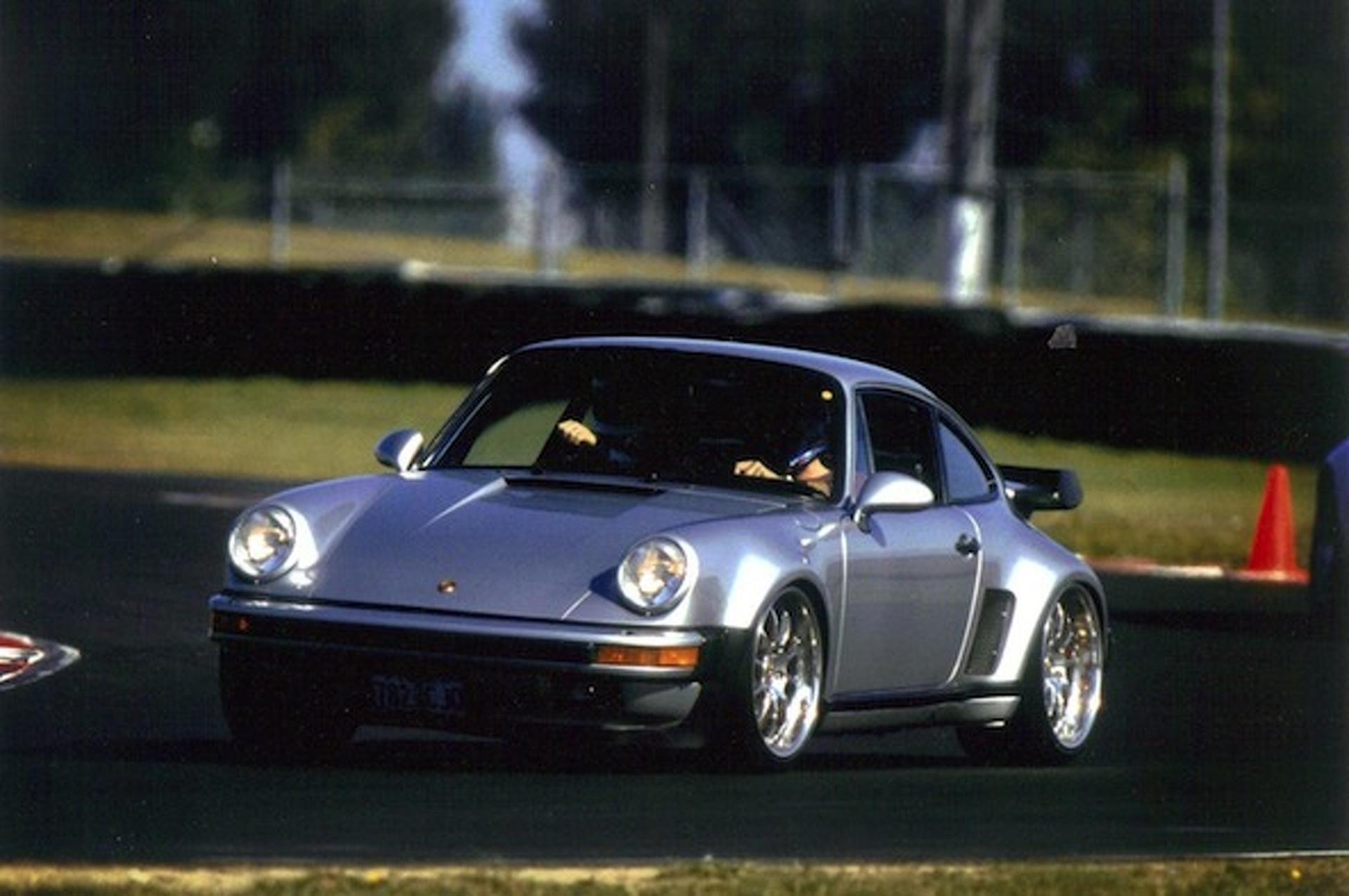 Your Ride: 1986 Porsche 911 Turbo