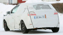 Renault Megane III Spy Video