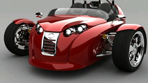 Not sure between motorbikes or cars? Buy a Cirbin V13R