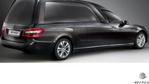 Mercedes E-Class, Otheos hearse by BINZ, 05.05.2010