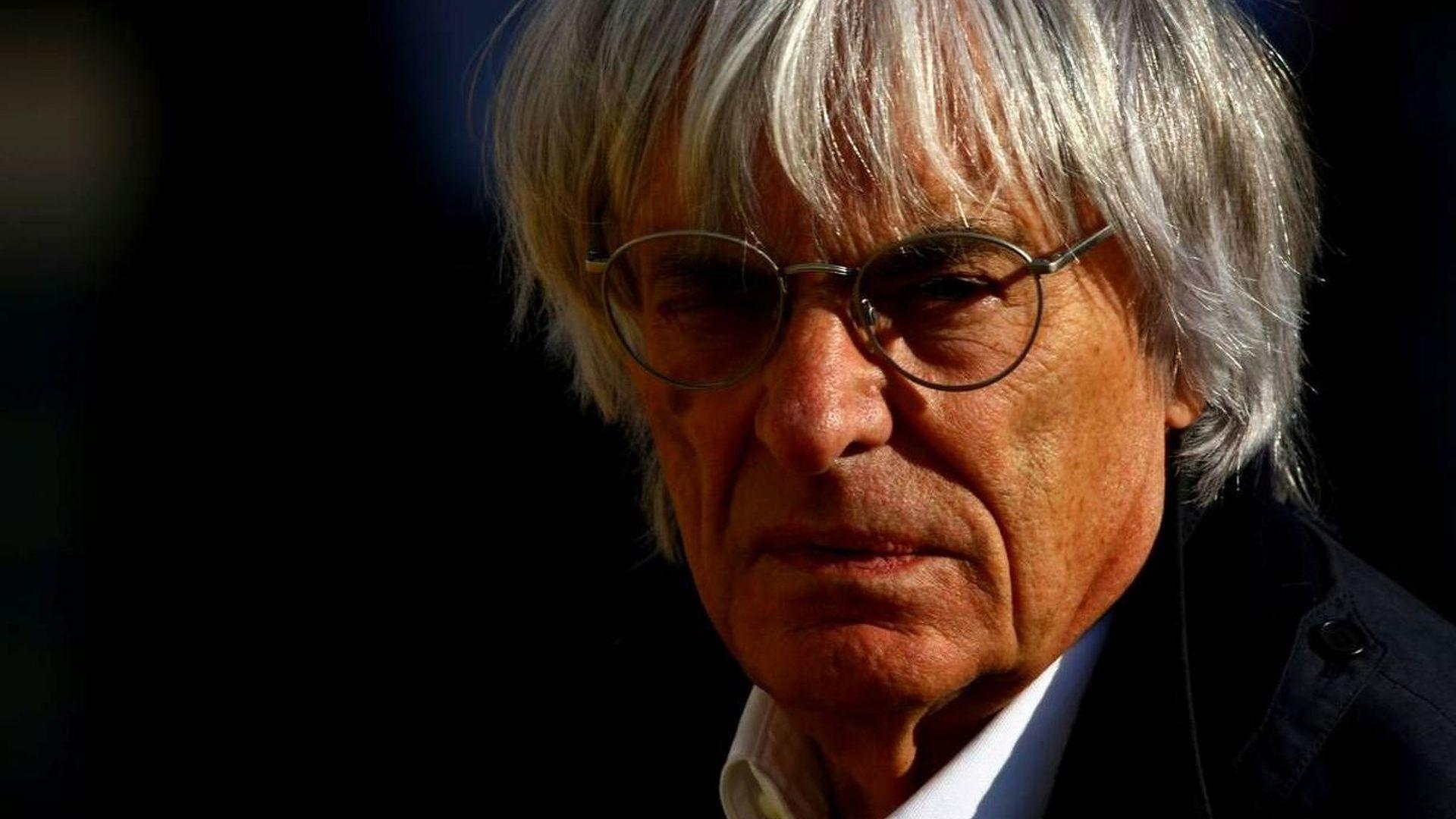 F1 doesn't need British GP - Ecclestone
