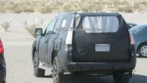 2010 Lexus GX 460 SUV Spy Photos