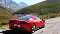 Ferrari 458 Italia body & paint shop [video]
