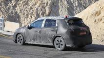 2014 Nissan Almera/Tiida replacement spy photo 08.11.2013