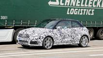 2014 Audi S1 three-door spied undergoing testing