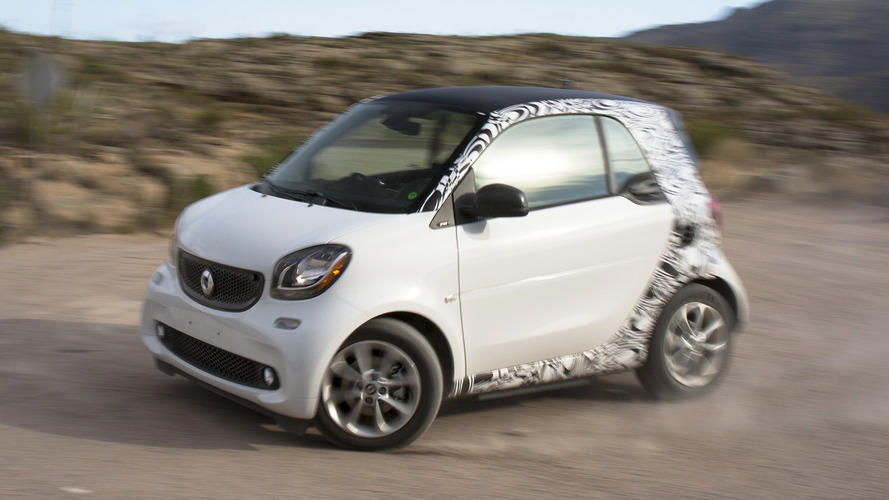 First Ride: 2017 Smart ForTwo Electric Drive Prototype