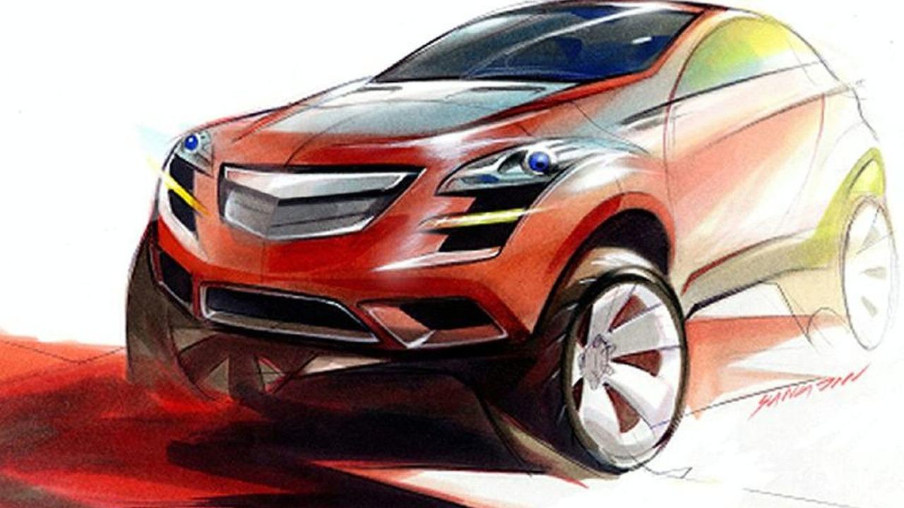 Chevrolet T2X Sport Utility Coupe Concept