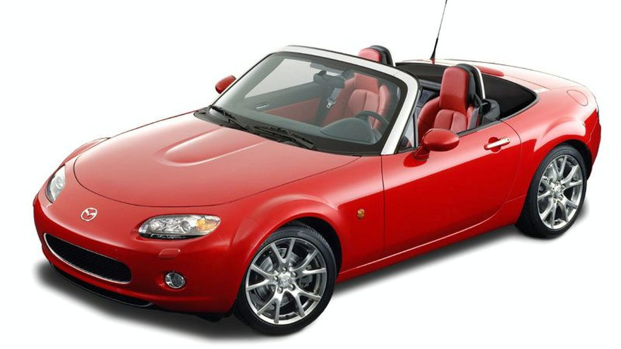 Mazda MX-5 3rd Generation Limited Roadster