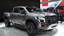 Nissan's manly Titan Warrior concept is Mad Max material