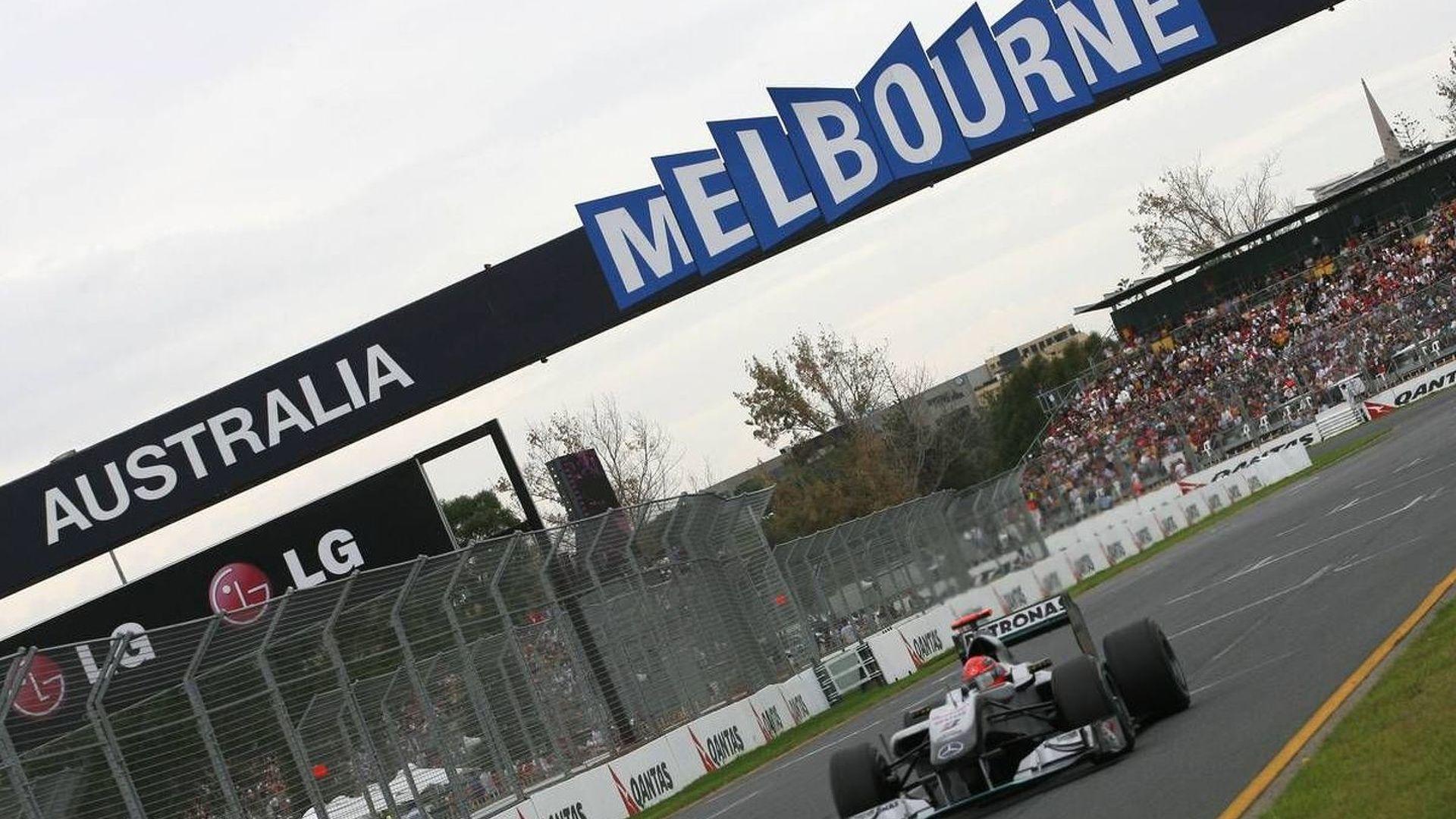 Australian GP organising dispute now over