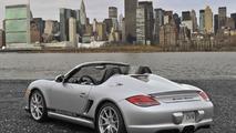 2011 Porsche Boxster Spyder, New York City Skyline - 1279 - 26.03.2010