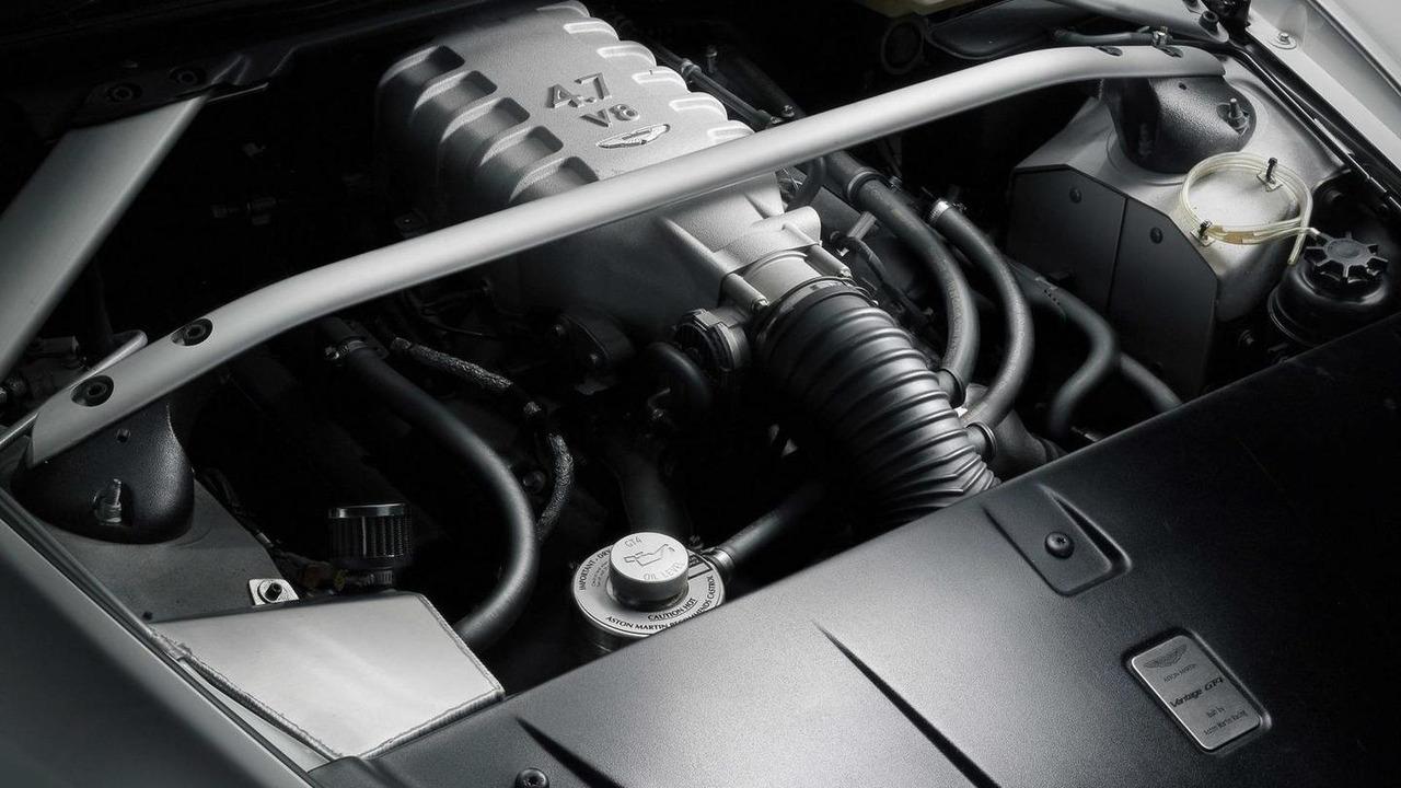2011 Aston Martin GT4