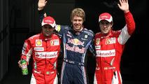 2010 German Grand Prix QUALIFYING - RESULTS