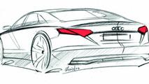 2011 Audi A8 unveiling photos, 01.12.2009 - 1600