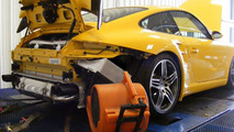 800 hp Switzer L5 PKG Based on Porsche 997 Turbo