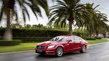 2012 Mercedes-Benz CLS 63 AMG 14.01.2011