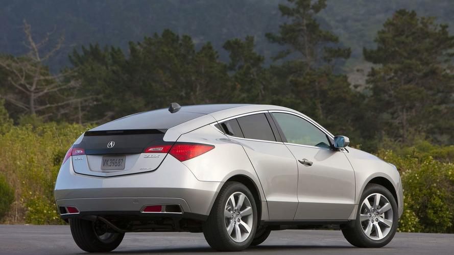2010 Acura ZDX In Depth