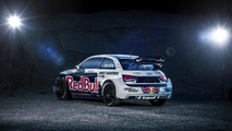 EKS shows off their Audi S1 in race livery