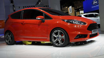Ford Fiesta ST concept live in Frankfurt - 14.9.2011
