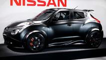 Nissan Juke-R new image 25.10.2011